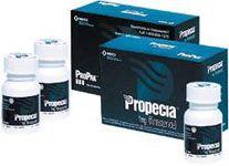 Finasteride brand name Propecia.